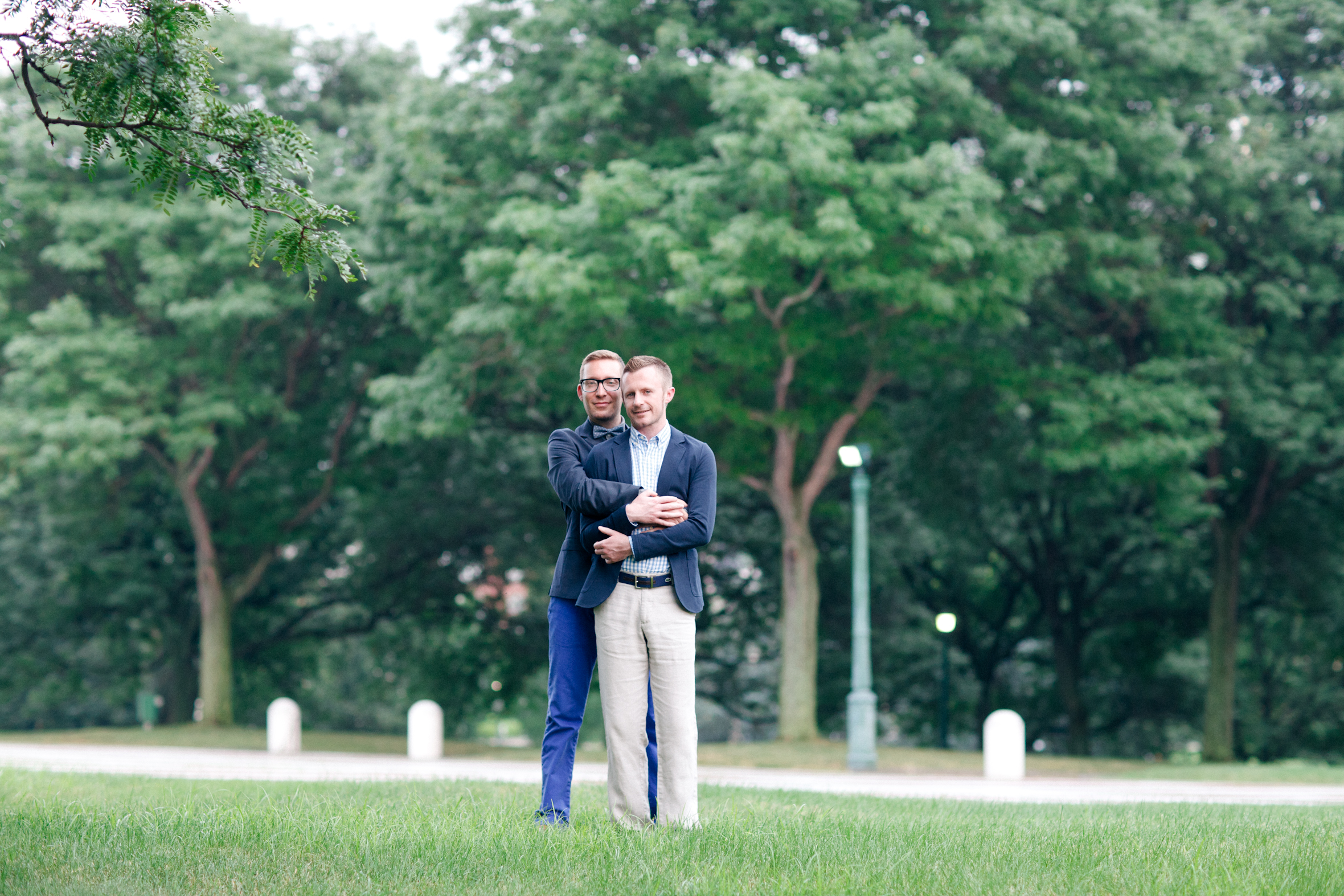 Gay Engagement Session Hudson Valley NYC