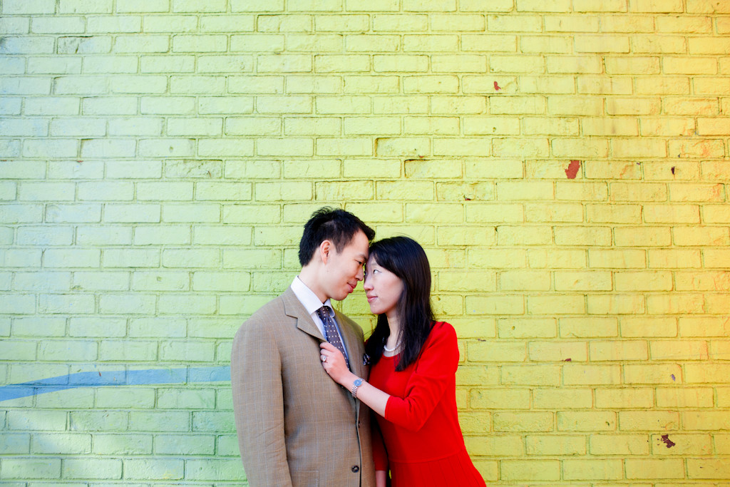nyc brooklyn engagement photographer