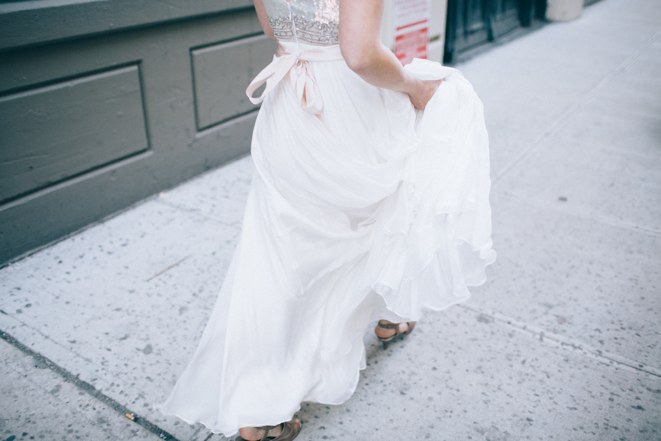 brooklyn industrial wedding photographer